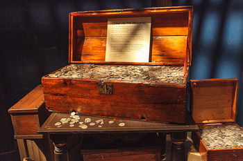 Whydah, Whydah Pirate Museum - Photo by Larry Holloway