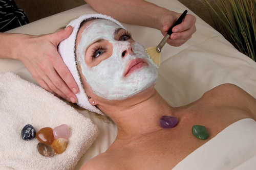Beach Plum Spa Facial