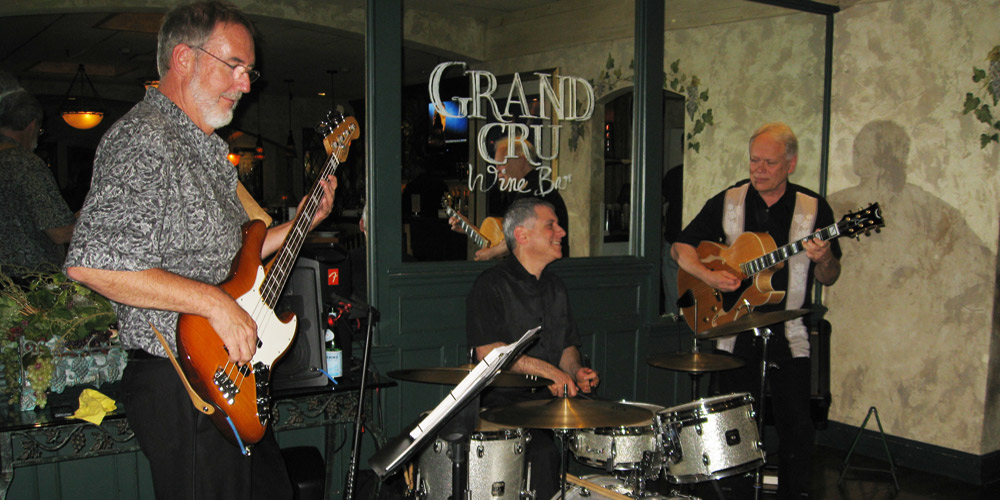 Live Jazz and Entertainment in the Grand Cru Restaurants