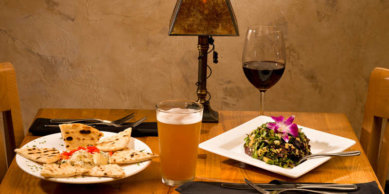 Craft Beer and Wines at the Grand Cru Wine Bar in Hyannis