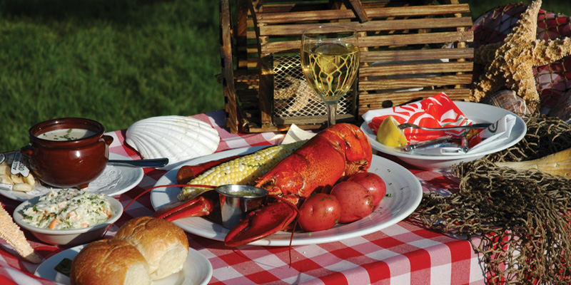 Lobster Bake at the Cape Codder Resort and Spa