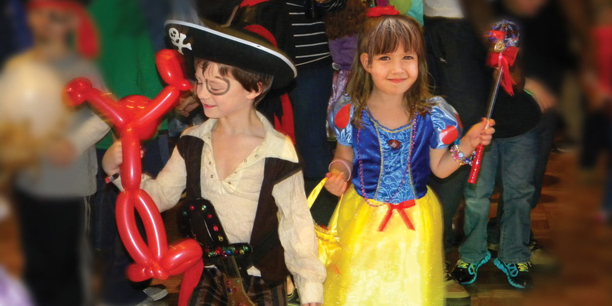 Pirate and Princess Family Fun Weekend Package