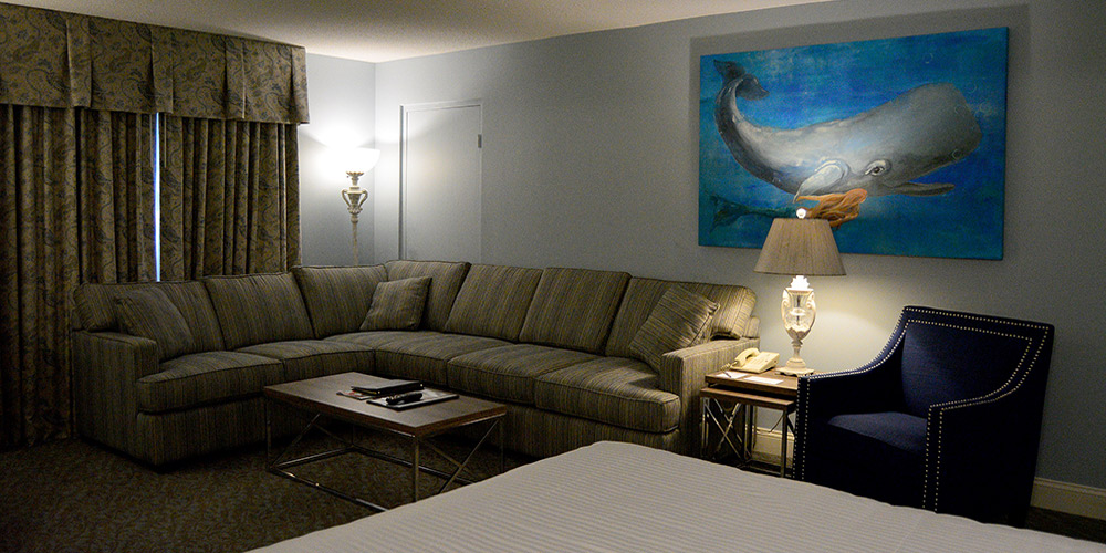 Family Suites are comfortable and relaxing