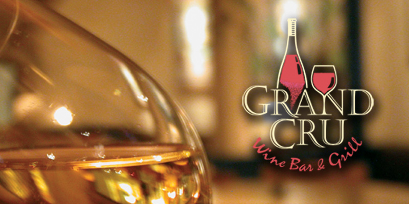 Dining at  the Grand Cru Restaurant