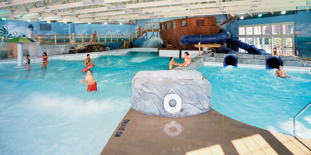 Indoor Wave Pool