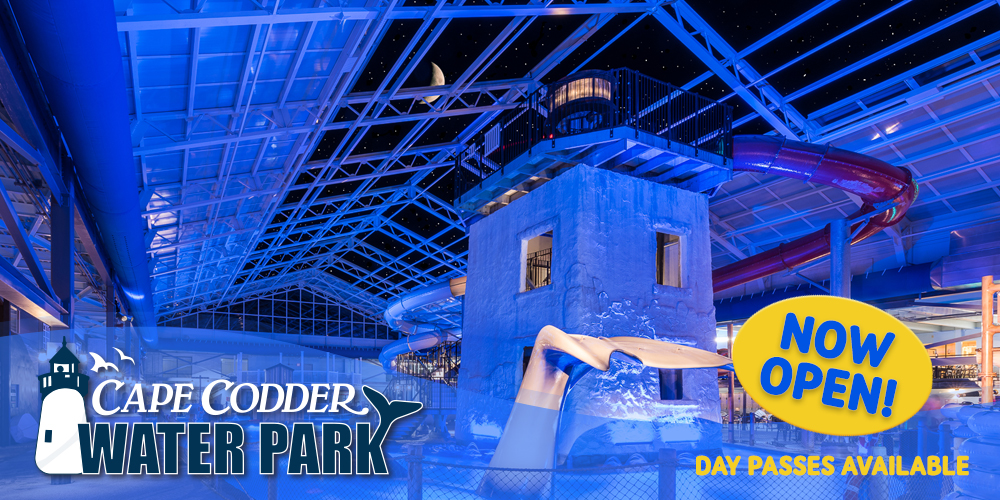 Cape Codder Water Park - Indoor and Outdoor Park