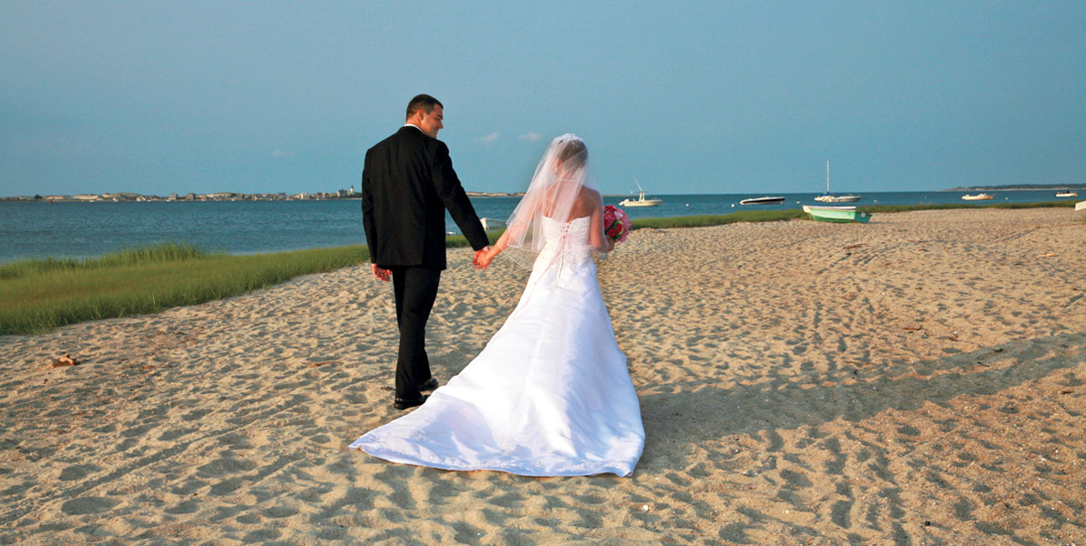Beach Wedding Packages available at the Cape Codder Resort and Spa